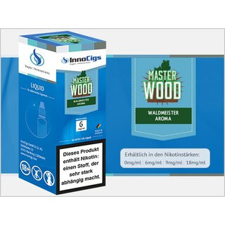 InnoCigs Master Wood Liquid