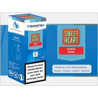 InnoCigs Sweet Heart Liquid