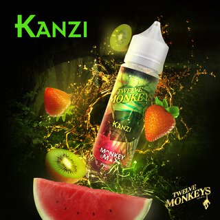 Twelve Monkeys Kanzi 50/60ml